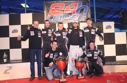 Sieg für das Team Weitracon (Foto: Dirk Fulko - motorsport-xl.de)