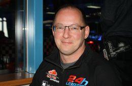 Teamchef Mike Scherr freute sich über die tolle Moral des Teams
