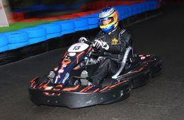 Christian Ristig vom Team Goldtimer Renntaxi by F10
