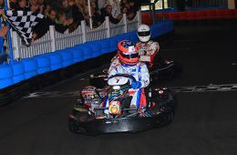 Am Ende gab es nach toller Aufholjagd P6 für das CARTteam.de 1 (Foto: Dirk Fulko - motorsport-xl.de)