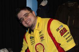 Teamchef Alex Stannigel freute sich am Ende über Platz sechs (Foto: Dirk Fulko - motorsport-xl.de)